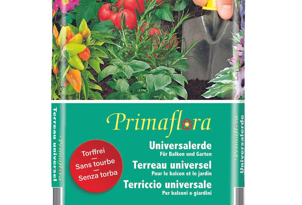 Primaflora Universalerde ohne Torf 40l