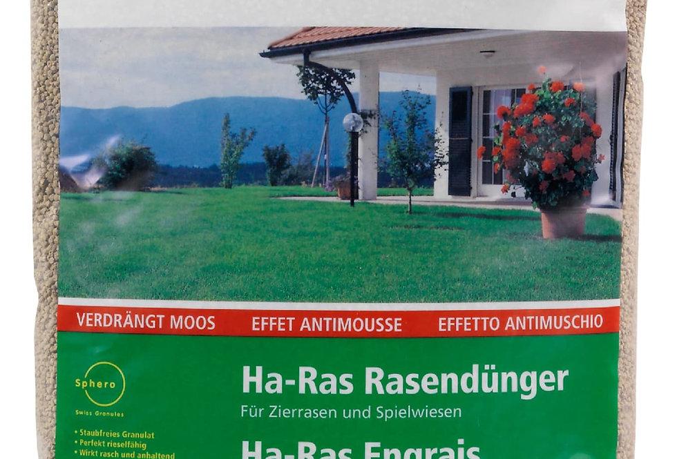 Ha-Ras Rasendünger