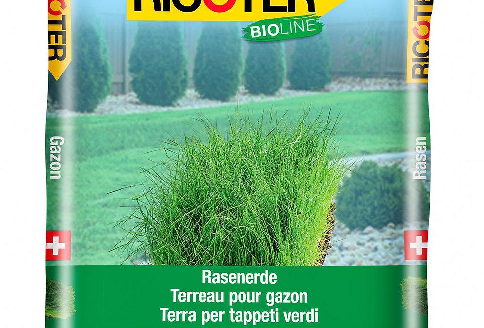 Rasenerde Bio 30l