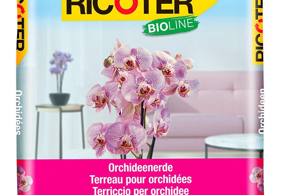 Orchideenerde Bio 3l