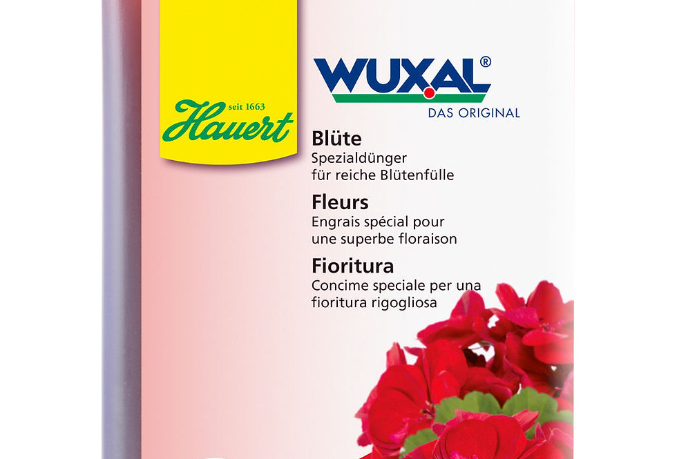 Wuxal Blüte 1l