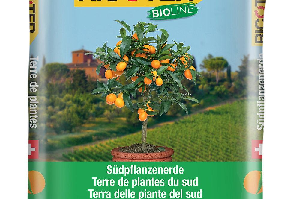 Südpflanzenerde Bio 30l