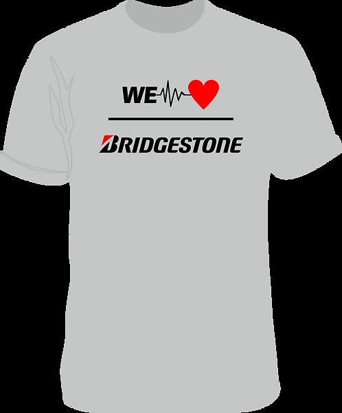 We Love Bridgestone Shirt