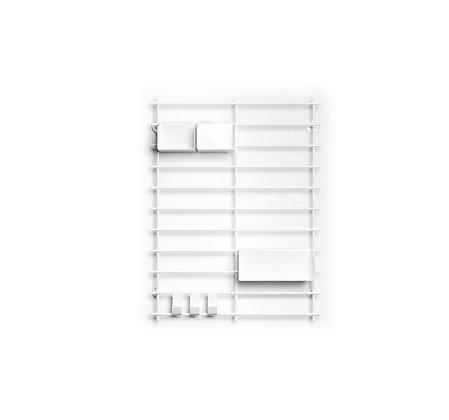 """Loopholes """"Atelier Belge""""- The Medium Package WHITE"""