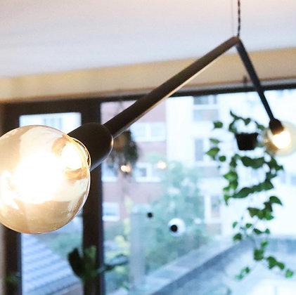 Steel lamp 'Animus Design'