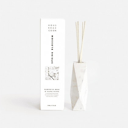Amava Scent Diffuser 'House Raccoon' - Spring Blossom