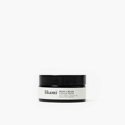 Body Cream 'Likami' - yarrow – burdock – St. John's wort – sage