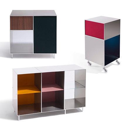 Totem Cabinets 'Atelier Belge'