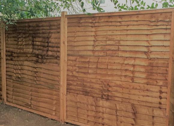 3' Wanye Edge Panels