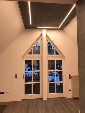Baustelle Trockenbau Raumgestaltung