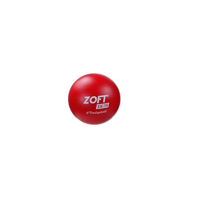 Red dodge ball