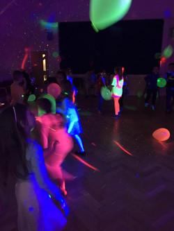 UV party party cloud