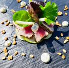Thon rouge et smith - condiment wasabi
