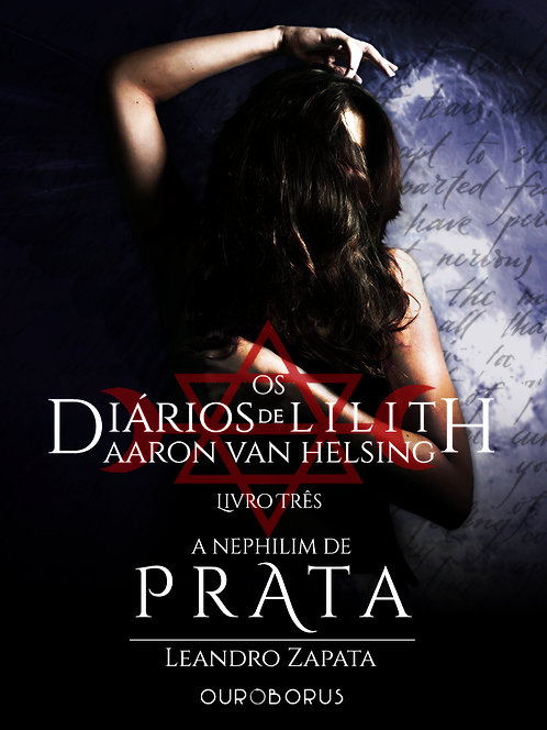 Livro | A Nephilim de Prata