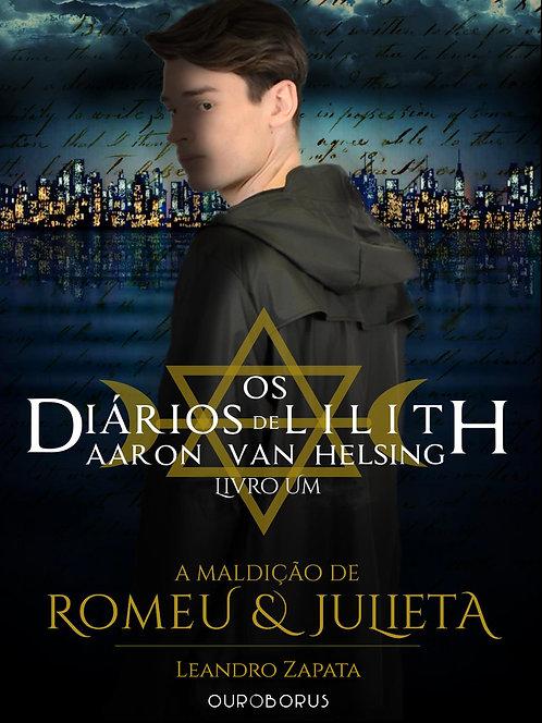 Livro | A Maldição de Romeu e Julita
