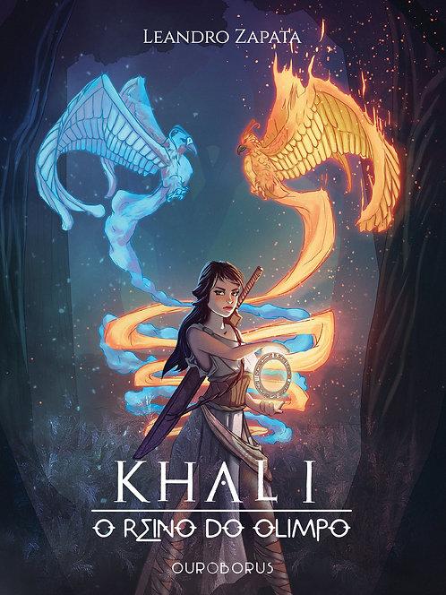 Livro | Khali: o Reino do Olimpo