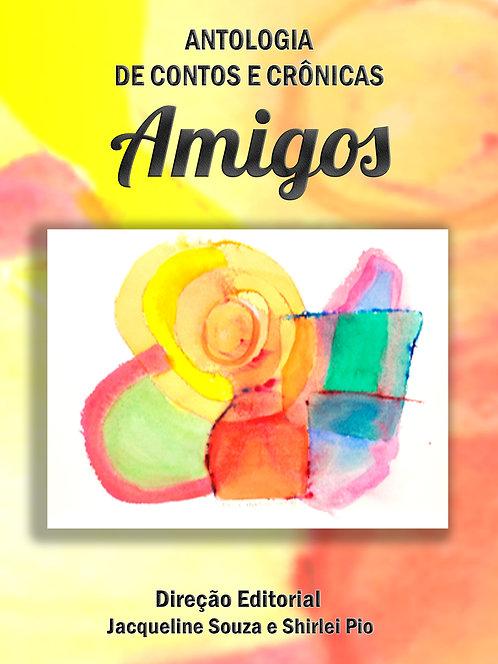 Livro | Antologia: Amigos
