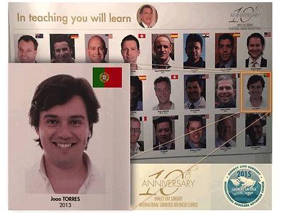 Fellowship Laurent Lafosse - João Torres