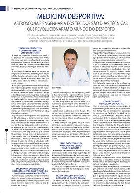 JOÃO TORRES - Entrevista Revista Pontos
