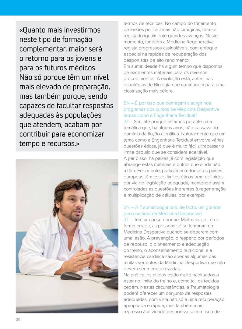 Entrevista SportNetwork - João Torres 3.