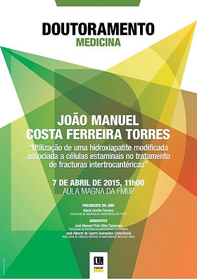 Doutoramento João Torres