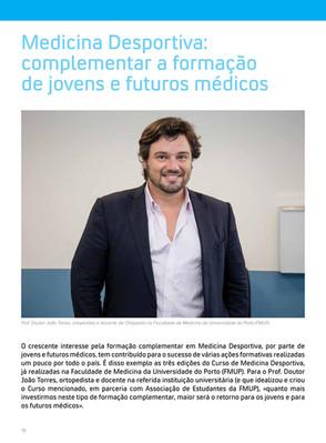 Entrevista SportNetwork - João Torres 1.
