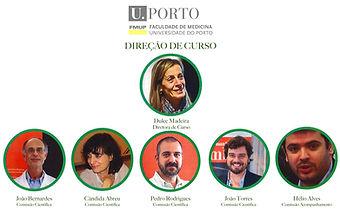 Nova Direção de Curso FMUP - João Torres
