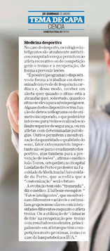 Revista Domingo Correio da Manha - João