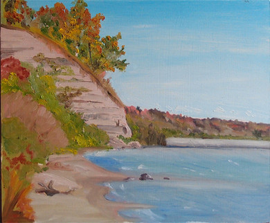 Scarborough Bluffs, 2015