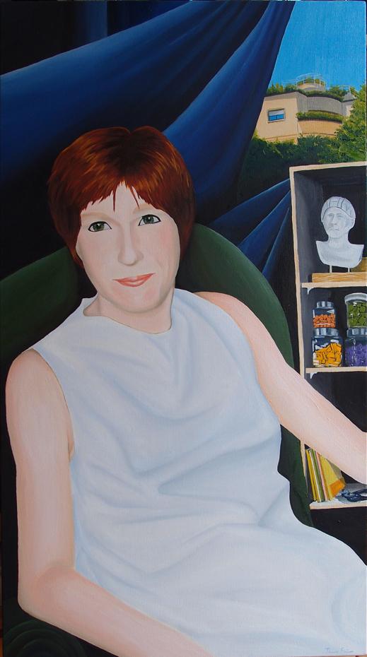 Patrizia, Mosaic Artist