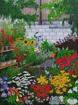 Garden Flowers 2020