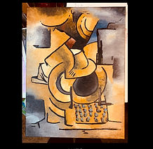 Analytical cubism old hat