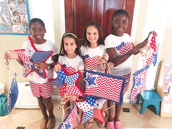 Kids Sewing Camp League City
