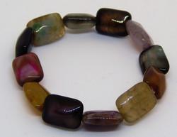 agate stretchy bracelet