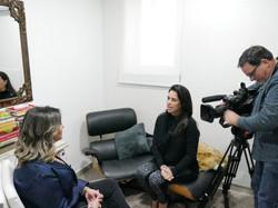 Fotografia de entrevista