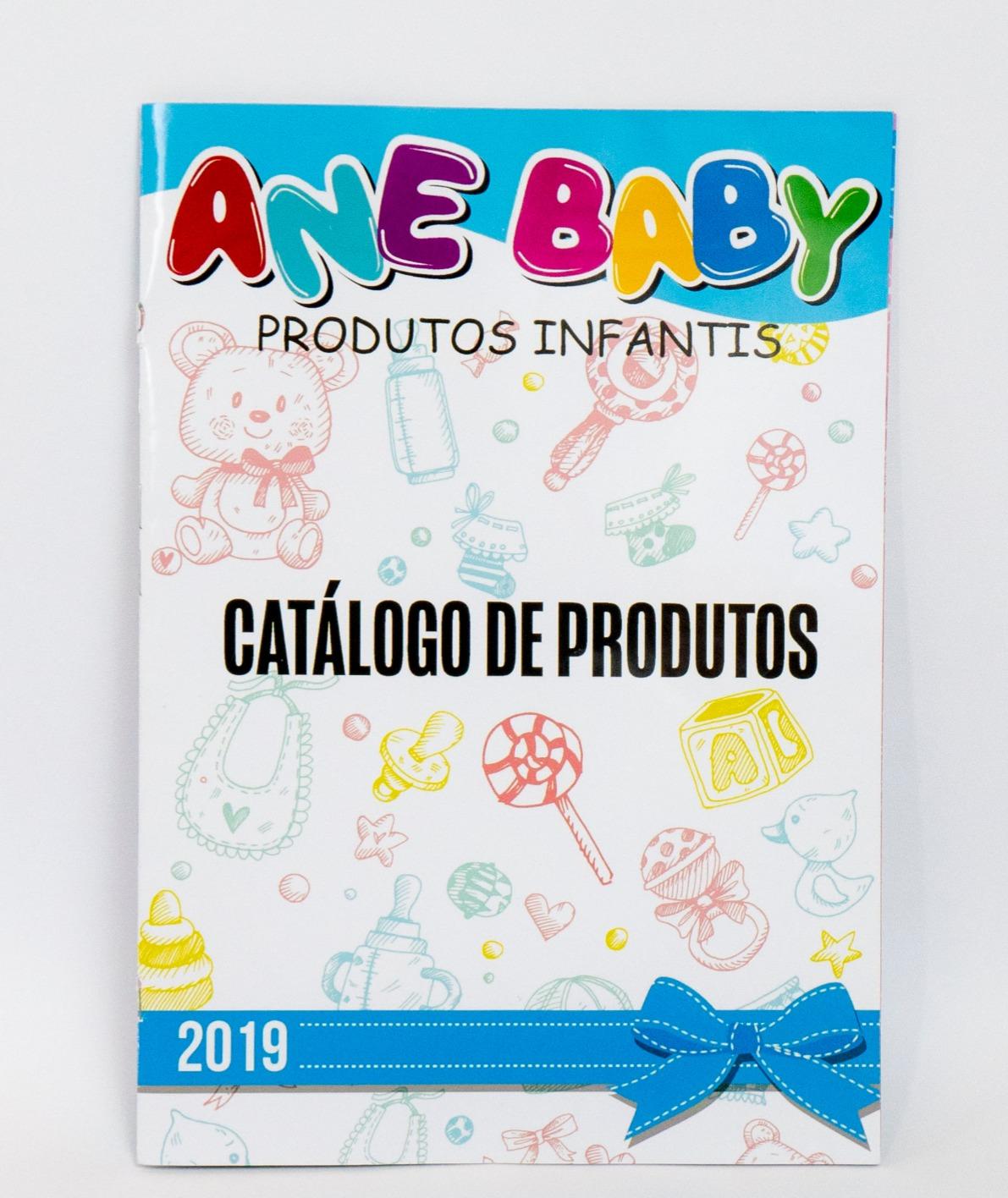 Catálogo de produto infantil