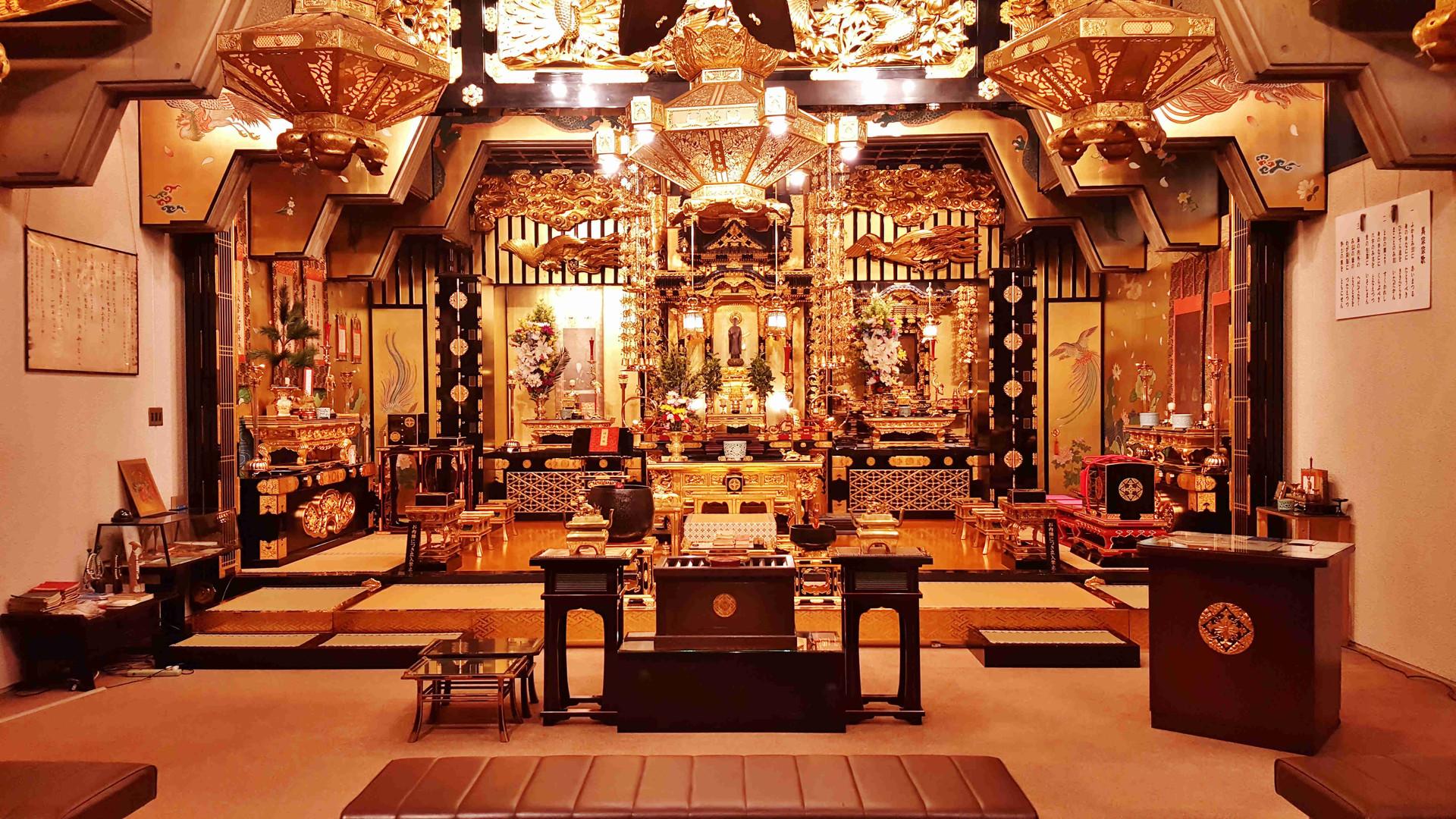 南春寺 本堂