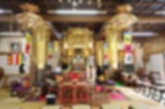 真清浄寺本堂