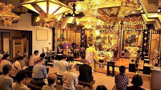 南春寺 合同供養祭
