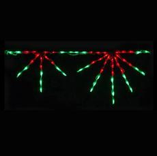 Starburst (Red/Green)