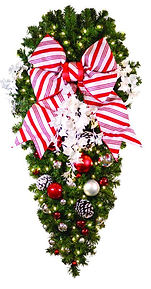 Decorated_4ft_Candy_Cane_Spray_witih_18i