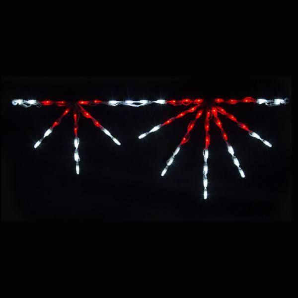Starburst (Red/White)