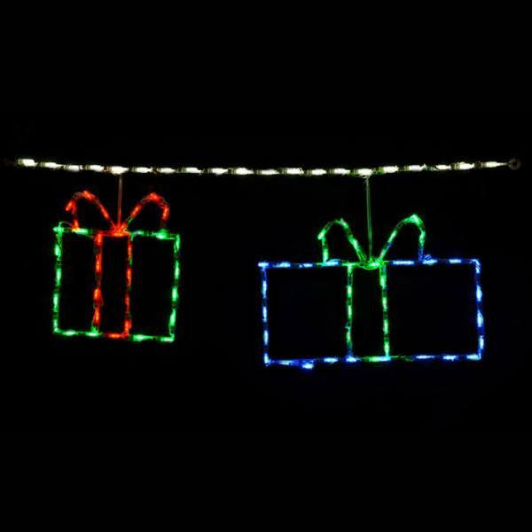 Multi Color Gift Boxes