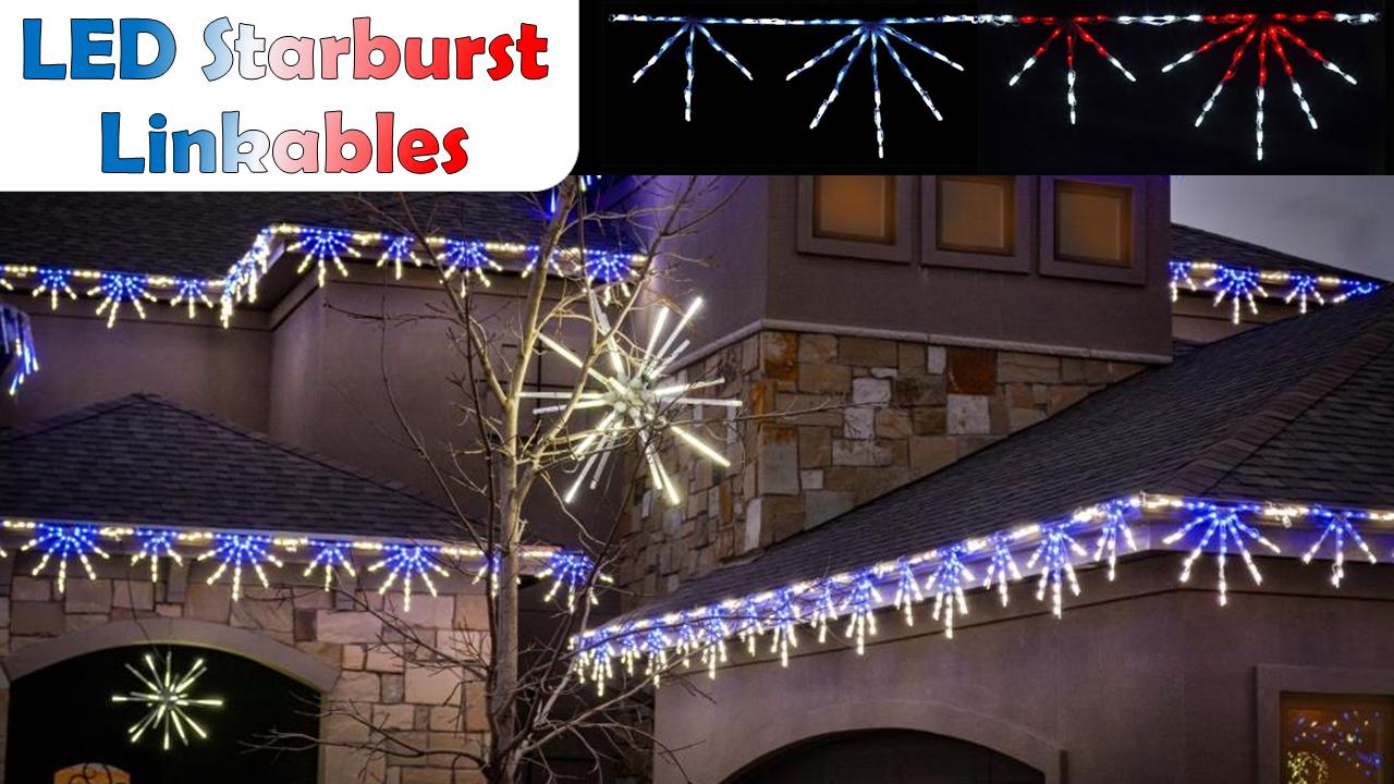 LED Starburst Linkables