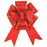 Red-Gold-Trimmed-Nylon-Christmas-Puff-Bo