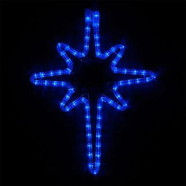 Bethlehem Star, Blue Lights