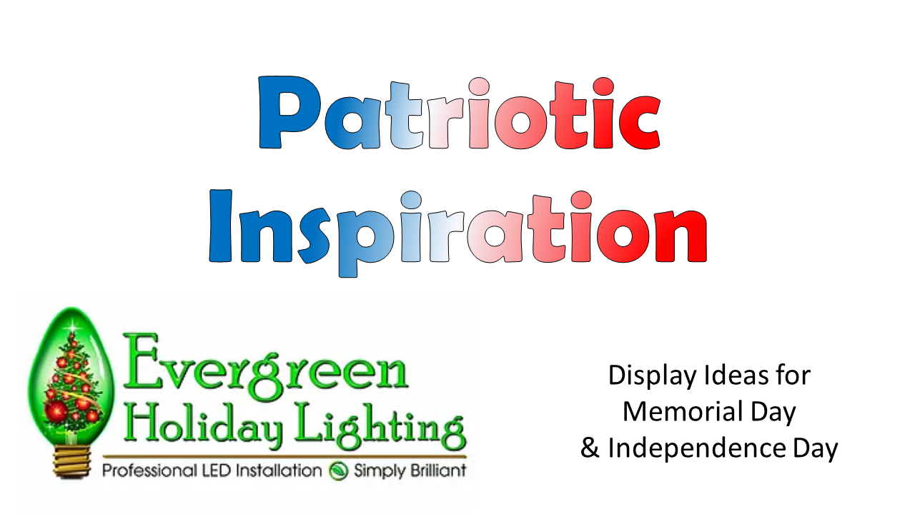 Patriotic Inspiration