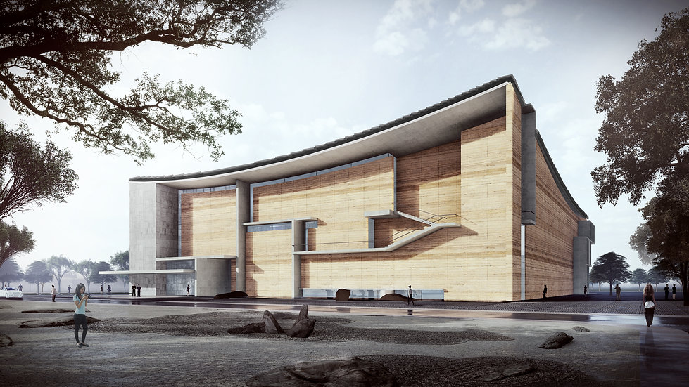 New China Classic Sculpture Museum