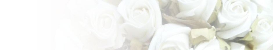 Weddings Header Image
