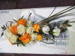 Yellow & Ivory Bouquet